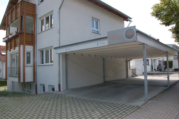 Seminarort: Praxis riffels in Ostfildern Nellingen